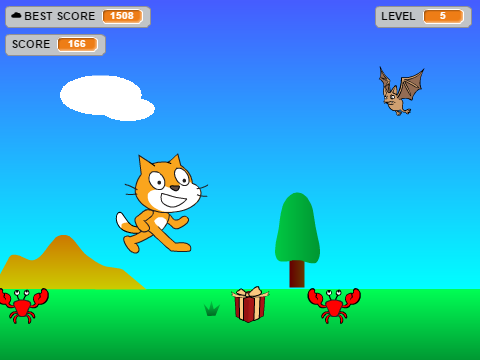 Scratchによるゲームプログラミング
