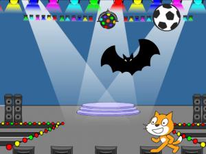 ゲームプログラミング体験教室作品