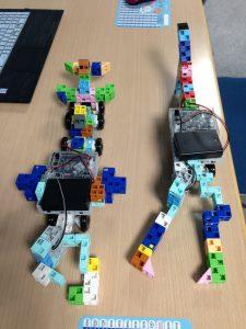 ロボットプログラミング体験作品