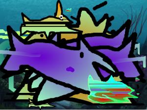 Scratch を使った水族館