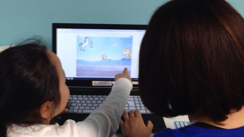 親子でゲームプログラミングに挑戦しました