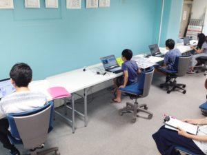 2018年7月15日プログラミング体験教室