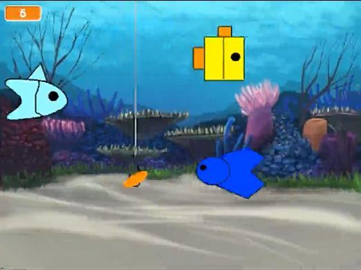 Scratchでつくる魚釣りゲーム