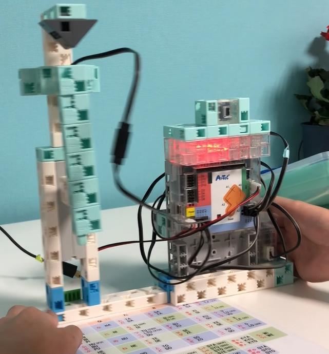 ロボットプログラミング・タイミングゲーム