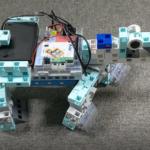 ワニ型ロボットKaS