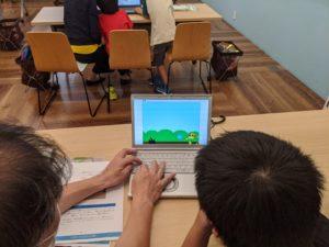 【くらしの大学】親子で学べるプログラミング講座~対戦ゲームをつくろう~